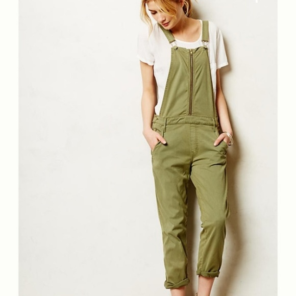 MOTHER SAFARI OVERALLS ~ 24 ~ SOLD OUT STYLE!!!